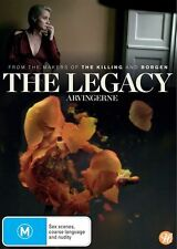 The Legacy  *Danish with English Subtitles* (DVD, 2014, 4-Disc Set) NEW REGION 4
