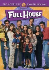Full House Season 8 Series New DVD Region 4