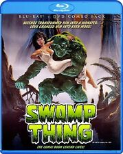 Swamp Thing [2 Discs] [Blu-ray/DVD] (2013, Blu-ray NEW)