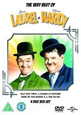 The Very Best of Laurel and Hardy [DVD]