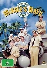 McHALES'S NAVY - SEASON 2 (5 DVD SET) BRAND NEW!!! SEALED!!!