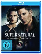 Blu-ray Box * Supernatural - Season/Staffel 7 * NEU OVP