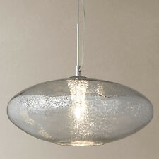 JOHN LEWIS TABITHA MERCURY GLASS PENDANT CEILING LIGHT