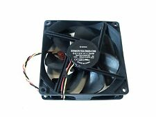 Dell Inspiron 92mm 3-pin Case Fans Black EE92251S3 OEM 0X755M GLP