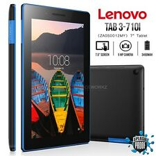 "New Unlocked LENOVO TAB3-710L Essential Black 7"" IPS Android Mobile Phone Tablet"