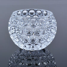 Glass Crystal Votive Candle Holders Tea Light Holder Wedding Centerpieces Decor