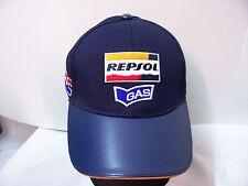 HONDA REPSOL  Baseball-Cap blau original Fanartikel Gas Honda