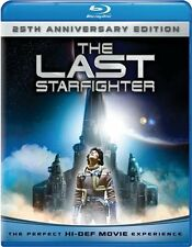 THE LAST STARFIGHTER :25th anniversary   -  BLU RAY - Sealed Region free for UK