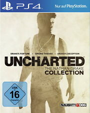 Uncharted The Nathan Drake Collection PS4 Playstation 4 NEU OVP