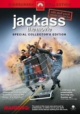 JACKASS THE MOVIE SPECIAL COLLECTORS EDITION DVD R4
