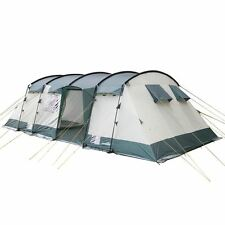 Skandika Hurricane 12 Person Tent Camping Festival Family Group Outdoor