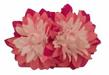 Accessorize Pink Flower Hair Bobbles