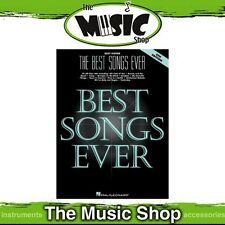 New The Best Songs Ever Music Book for Easy Guitar - 5th Edition