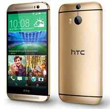 HTC One M8 32GB Unlocked Mobile phone Quad-core Android 4G LTE Dual 4.0MP - Gold