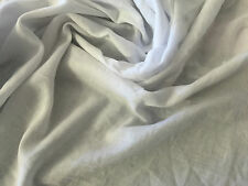 100% Fine Cotton Voile Fabric white112cm(w)-Sewing, Kidswear, Clothing, Etc