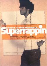Poster: SUPERRAPPIN - Album  ca60x90cm  NEU!!  (11003)
