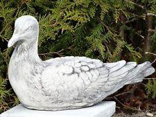 Steinfigur Nr.504 Vogel Möwe ca. 35 cm ca. 5,5 kg Frostfest Wasserfest Stein