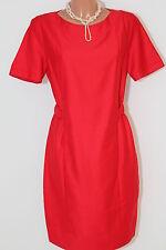 Versace Abend Business Kleid Gr 36 / S NEU Rot !Prachtstück! AI787