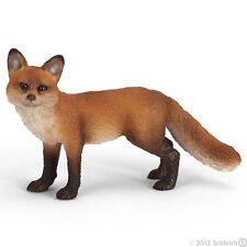 Schleich 14648 Red Fox Wild Animal Model Toy Model Figurine - NIP