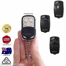 Remote Control Compatible with Nice Flor-s Flors 1 2 or 4 button Rolling Code