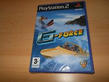PS2: G-FORCE (WATER SKIING) NEW AND SEALED. FREE  UK POST.