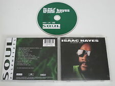 ISAAC HAYES/THE BEST OF THE POLYDOR YEARS(POLYDOR 529 487-2) CD ALBUM