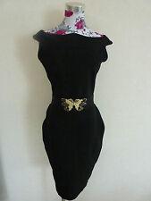 Damen Kleid schwarz Gr. 38, Gr. M, orsay, NEU mit Etikett