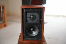 Rogers LS3/5a 65th Anniversary Edition Monitor Speakers - 1 Pair in Red Oak