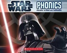 Star Wars: Phonics Boxed Set by Quinlan B Lee 12 Books  2012