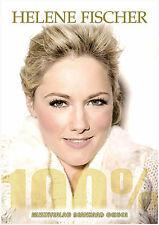 Helene Fischer - 100% - Songbuch für Gesang, Klavier und Gitarre.