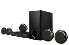 LG DH3140S DVD Home Cinema System 300W With 5.1 Channel Speakers & USB Input