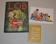 Children's Book -Lob Written By Linda Newbery -Hardback **SIGNED BY AUTHOR**
