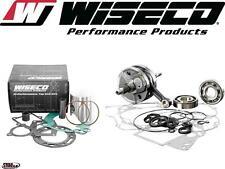 Wiseco Top & Bottom End Suzuki 2001-2003 RM 125 Engine Rebuild Kit Crank/Piston