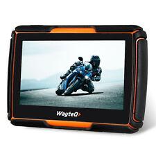 Motorrad GPS Navigation WayteQ xRider in der EU+ Edition (Europa, USA & Kanada)