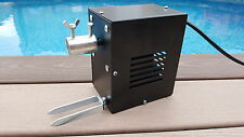 Whole lamb / pig hog Rotisserie roaster motor Heavy duty 200lbs 6 rpm