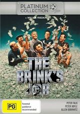 The Brink's Job DVD SEALED - FREE LOCAL POST Region All Pal Format