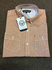 Duck & Cover Short Sleeve Shirt/Tuscan - Extra Large  (DAC4F0014)