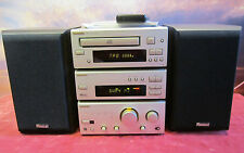 Onkyo High End Stereo Anlage A-905/C-705/T-405R Champagne + neue Magnat Boxen