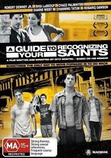 Guide To Recognizing Your Saints (DVD, 2007)-REGION 4--Free postage