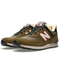 NEW BALANCE 576 MOD MEN'S SHOES SIZE US 10 UK 9.5 EUR 44 MADE IN ENGLAND M576MOD