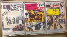 THE BEATLES COMPLETE ANTHOLOGY COLLECTION ON CASSETTE TAPES