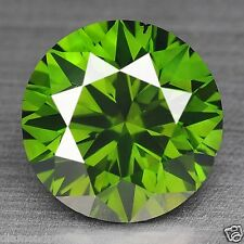1.03 Cts EXCELLENT TOP QUALITY GREEN COLOR NATURAL LOOSE DIAMONDS- SI1