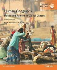 Human Geography : Places and Regions in Global Context 7E by Sallie A. Marston..