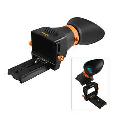 """TARION TR-V1 Universal LCD Viewfinder for 3.0"""" 3.2"""" Screen Canon Nikon DSLR New"""