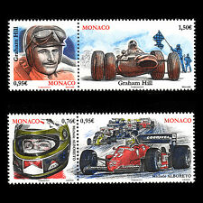 Monaco 2015 - Formula 1 Legends Car Racing Sports - MNH