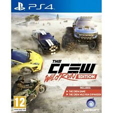 The Crew The Wild Run Game PS4 Brand New