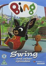 New & Sealed Bing: Swing and Other Episodes DVD