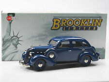 Brooklin Models BML 15 1937 Graham Supercharged 116 4-Door Sedan blue 1/43