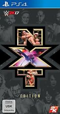 WWE 2K17 Limited NXT Collector's Edition PlayStation 4 PS4