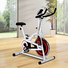 Fitness Trainer Cycling Exercise Bike Workout Cardio Indoor Aerobic Machine New
